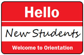 SHHS New Student Orientation (08/16/2019)
